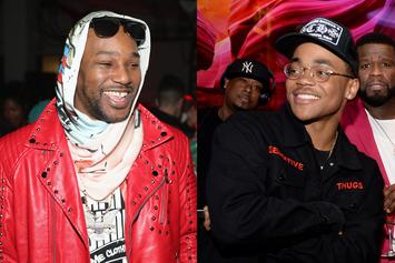 "Cam'ron Trolls ""Power"" Actor Michael Rainey Jr. After Receiving Death Threats"