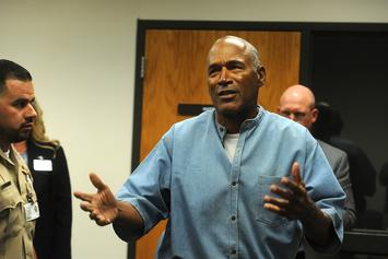 O.J. Simpson Rehashes Past Problems With Gayle King Amid Kobe Bryant Controversy