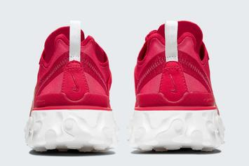 Nike React Element 55 Receives Valentine's Day Colorway: Photos