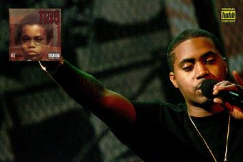 """The Art Of """"Illmatic"""": Exploring Nas' Duelling Realities"""