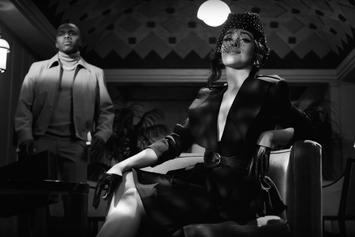 "DaBaby & Camila Cabello Go Old Hollywood In ""My Oh My"" Visuals"