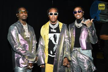 Migos Ad-Libs Are An Eccentric Work Of Art