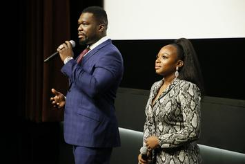 50 Cent's Naturi Naughton Valentine's Day Meme Is Too Good