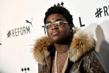 "Kodak Black Appeals ""Harsh"" Prison Sentencing"