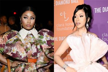Nicki Minaj & Cardi B Beef Broke Up This Married Couple