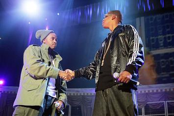 "Nas & Jay-Z's Lost Collabo ""The Scientist"" Partly Surfaces"