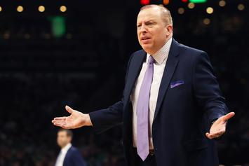 Tom Thibodeau Eyeing Knicks Coaching Job While Living Like A Nomad