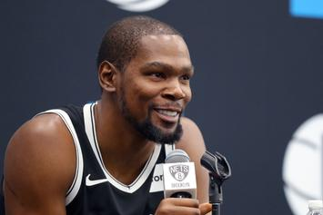 Kevin Durant On Track For Worst Season Of His Career, Says NBA Exec