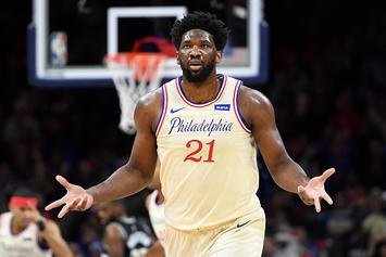 """Joel Embiid Dubs Himself """"Best Player In The World"""""""