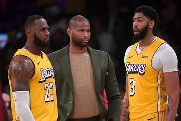 Lakers' DeMarcus Cousins Envisions Return For Playoffs
