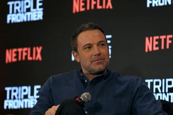 """Ben Affleck Feared He'd Drink Himself """"To Death"""" If He Stayed As Batman"""