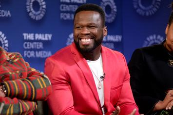 "50 Cent Wins NAACP Image Award For ""Power"""