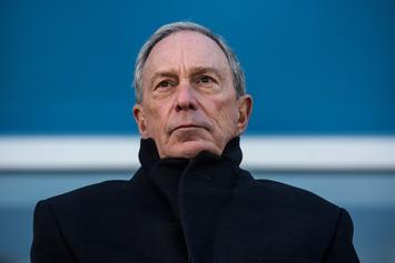 Mike Bloomberg Footage Joking About Father, Son Overdose Death Resurfaces