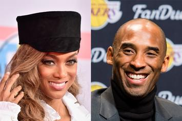 Tyra Banks Recalls First Meeting Kobe Bryant & Recording Song With Him