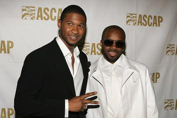 "Usher's ""Confessions Part III"" Isn't About Herpes, Says Jermaine Dupri"