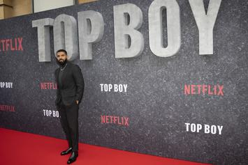 "Drake Confirms Netflix's ""Top Boy"" To Return For A Second Season"