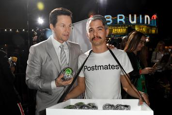 Post Malone Thanks Mark Wahlberg For Debut Acting Role With Wahlburgers