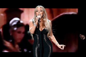 Mariah Carey Comes For The Grammys Neck With Shady Tweet