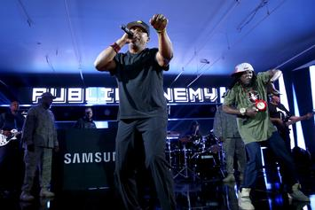 Flavor Flav Ousted From Public Enemy