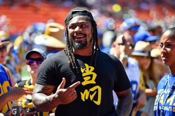 Marshawn Lynch To Speak At Princeton's Class Day: Students React