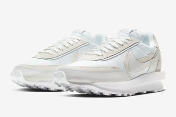 Sacai x Nike LDWaffle Pack Drops This Month: Official Photos
