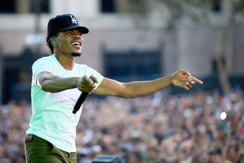 "Chance The Rapper In Talks To Join ""Sesame Street"" Movie"