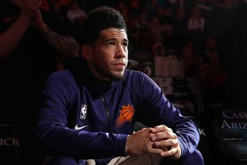 Devin Booker Reveals Kobe Bryant-Inspired Tattoo
