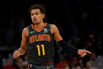 Trae Young Claps Back At Haters Of His Nutmegging Ability