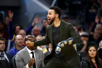 Warriors Reportedly Upset Over Steph Curry Return Rumors