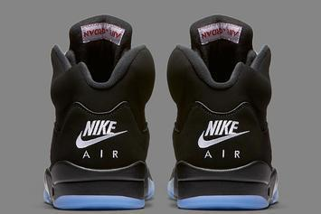 "Air Jordan 5 ""Top 3"" Drops This Spring: Finer Details Revealed"