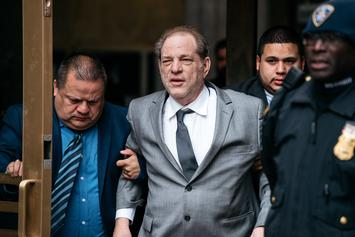 Harvey Weinstein Returns To Rikers After Heart Surgery