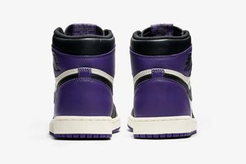 "Air Jordan 1 High OG ""Court Purple"" Coming Soon: Video Preview"