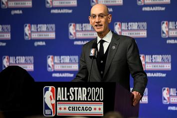 NBA Warns Teams To Prepare For Chance Of Playing Without Fans Amid Coronavirus