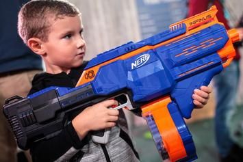 """10-Year-Old Playing """"Fortnite"""" With Toy Gun Arrested On Felony Charge"""