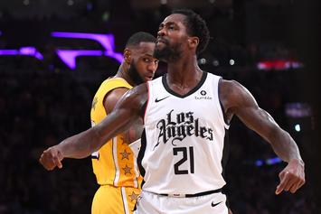 "Patrick Beverley Says Guarding Lebron James Is ""No Challenge"""