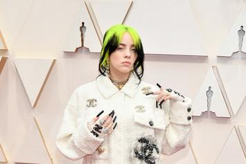 Billie Eilish Strips Down To Her Bra To Make A Statement