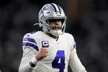 "Dak Prescott Contract Negotiations ""Reignited"" By Cowboys"
