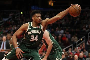 Giannis Rumored To Be 2020 Free Agency Puppet Master