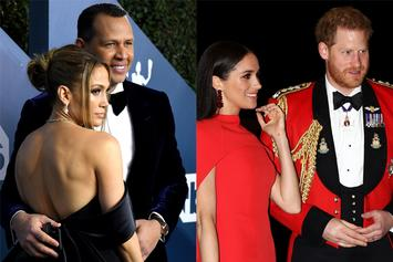 A-Rod & J-Lo Signed NDA For Prince Harry & Meghan Markle Double Date