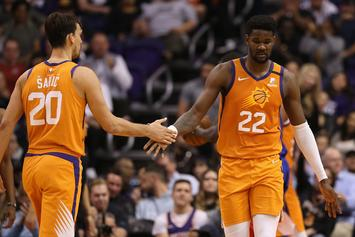 Phoenix Suns To Play Out Rest Of Season On NBA 2K