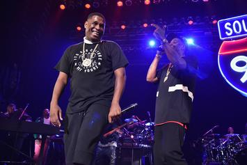 "Jay Electronica Responds To Peter Rosenberg's Criticism: ""I Ain't The One"""