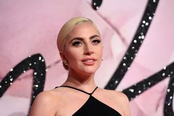 Lady Gaga Strips Nude For Technological Photo