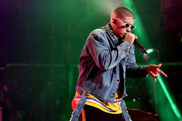 Bad Bunny Criticized For Ditching Coronavirus Social Distancing Quarantine