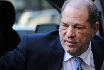 Harvey Weinstein Going Back To Prison After Health Crisis