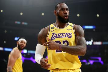 LeBron James Sued By Photographer Over Facebook Post: Details