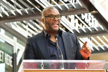 """Tyler Perry Jokes About Washing Hands With """"Ashy"""" Pic"""