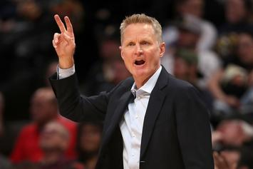 Steve Kerr Dispels Michael Jordan Conspiracy Theories