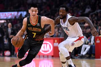 "Jeremy Lin Rips Donald Trump For Calling COVID-19 ""Chinese Virus"""