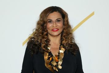 "Tina Knowles Claps Back At Troll Who Told Her To ""Disappear"""