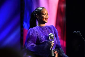Rihanna's Foundation Donates $5 Million To Fight Coronavirus